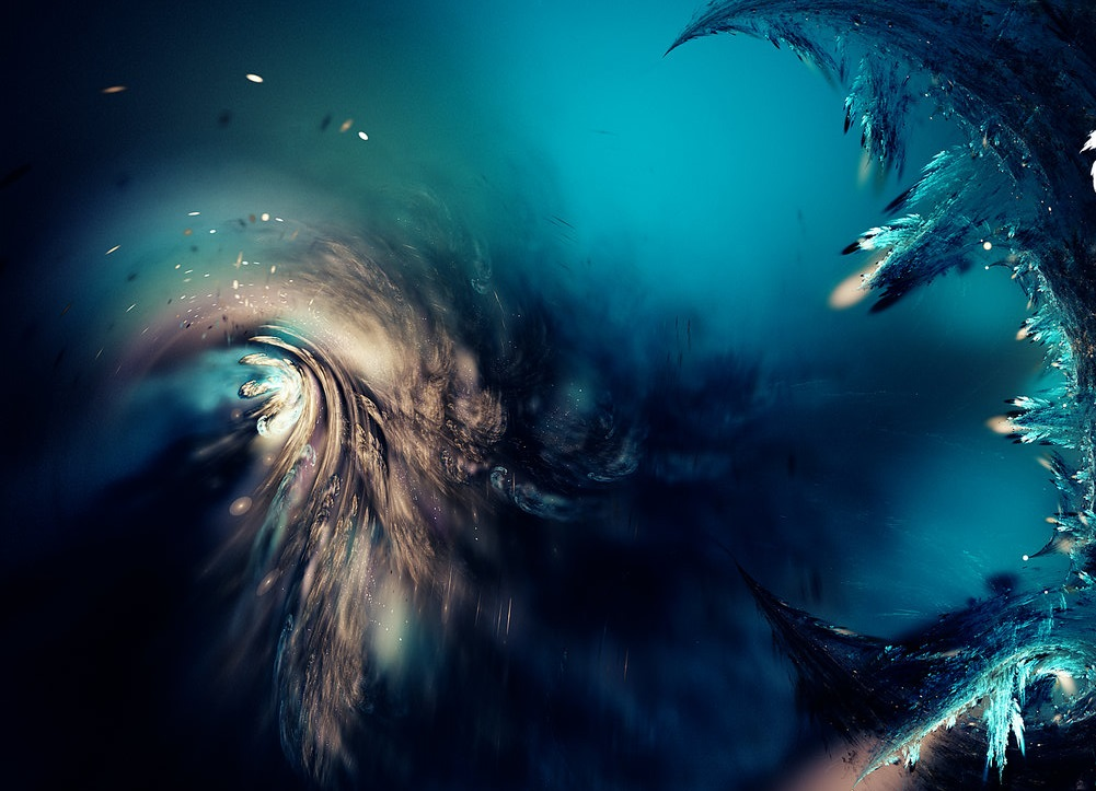 تصویر از تحیر ملکوتی: پری بر باد (۵)
